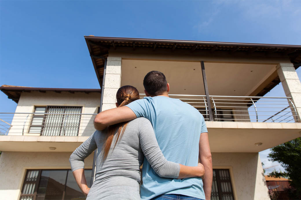 A realtor can represent your interest if you buy property in another city or country