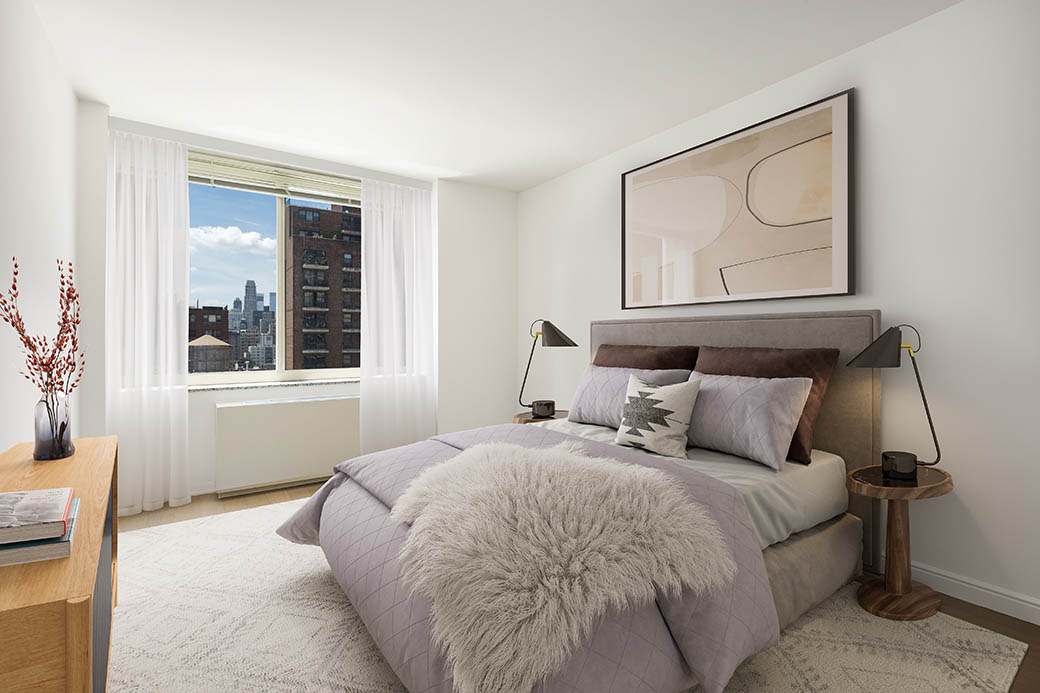 virtual staging room