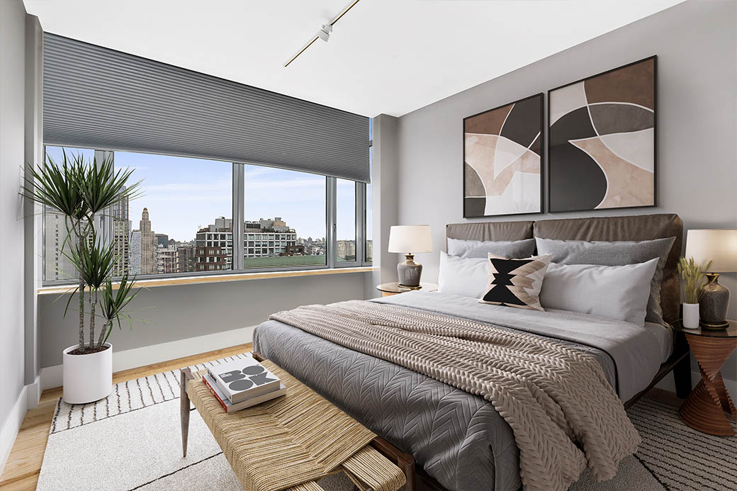 Buyers' benefit from virtual staging