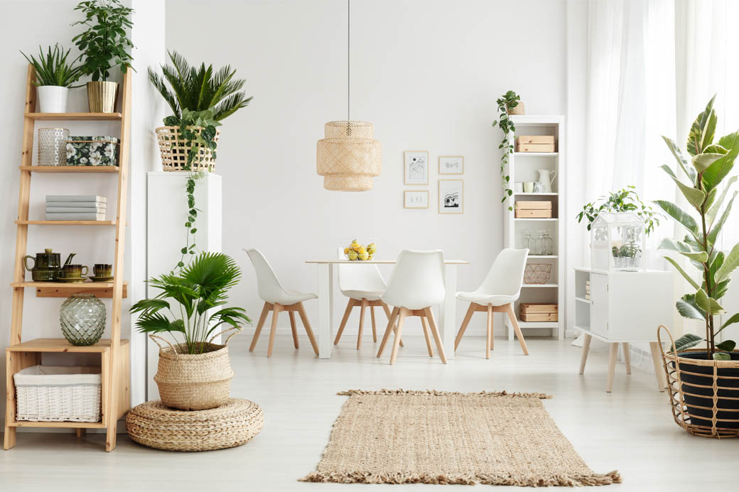 Scandinavian style: definition and origin