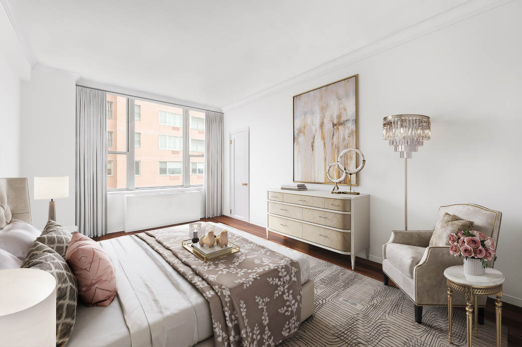 The role of furniture in the listings